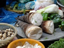 Local Vietnamese Market