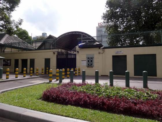 USA Consulate In Saigon