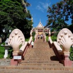 Phnom Penh - Capital Of The Kingdom Of Cambodia
