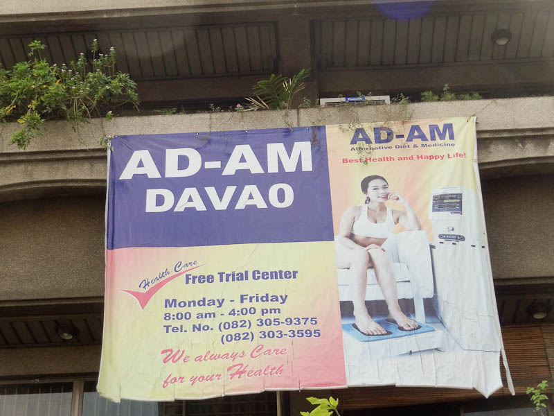 My Happiness Clinic - Taken 14-Sep-2012 - Davao, Philippines