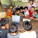 Volunteering At Sunshine School In Veuntaen, Laos