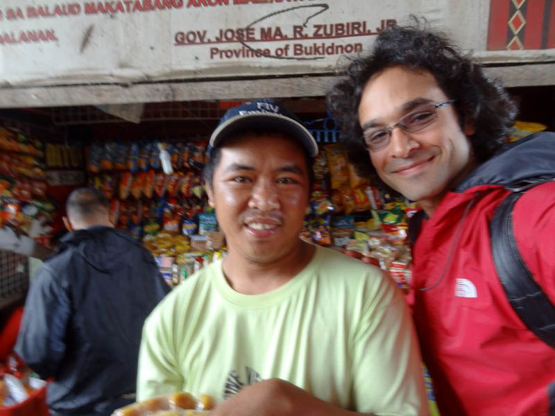 Making A Friend In The Philippines