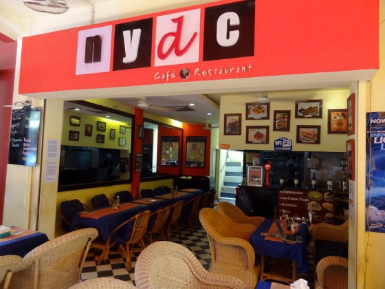 NYDC Cafe