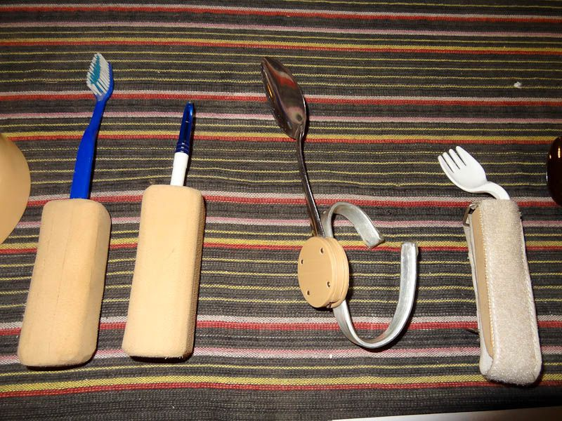 Utensils Designed For Victims