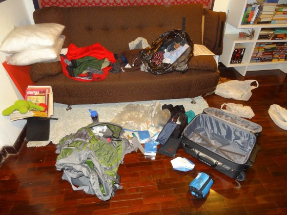 The Backpack To Suitcase Conversion