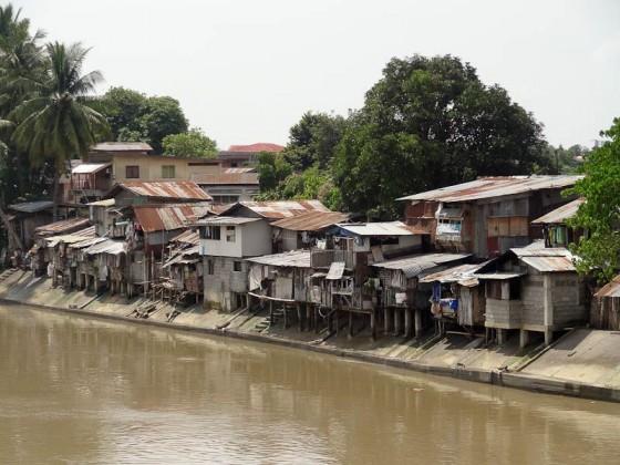 Davao slums