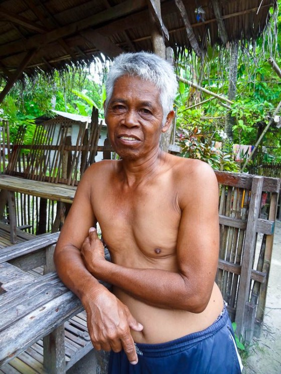 Filipino indigenous chief