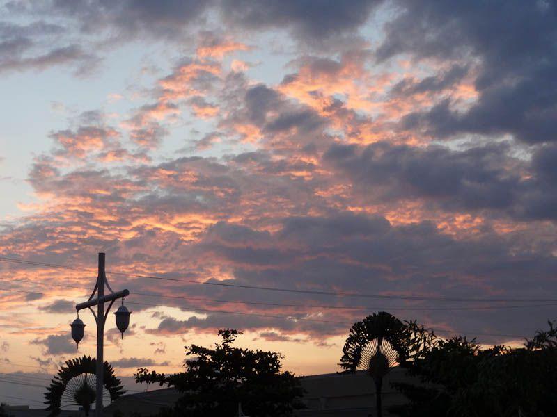 davao sunset