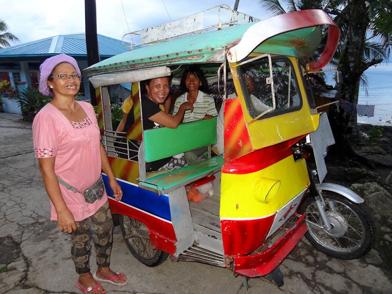 filipino rickshaw
