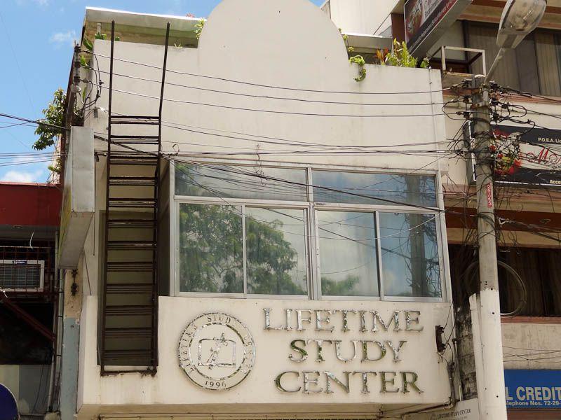 lifetime sudy center