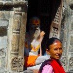 Photo Friday - Sadhu Revealed - Kathmandu, Nepal