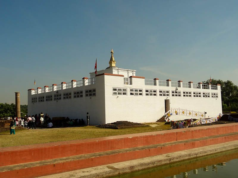 Buddha's Birthplace