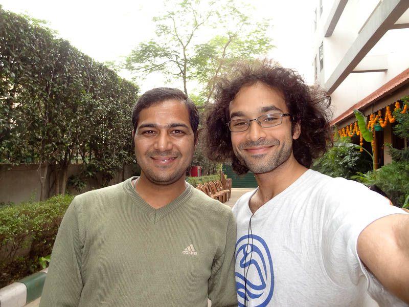 Me And Ankash