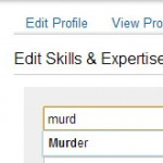 What Skill Can't You Find In LinkedIn?