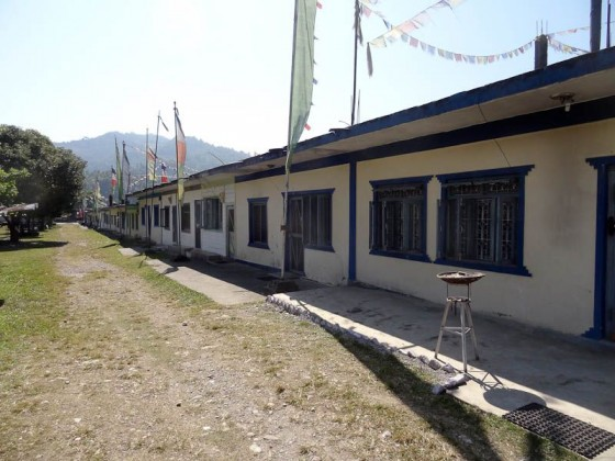 The Tashling Tibetan Refugee Camp