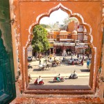 Photo Friday - Window To A Different World - Jaipur, India