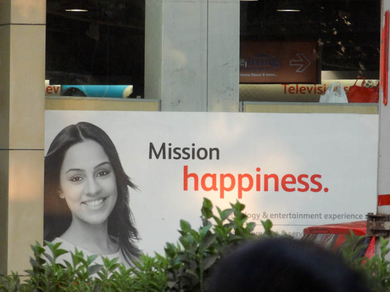 Mission Happiness!