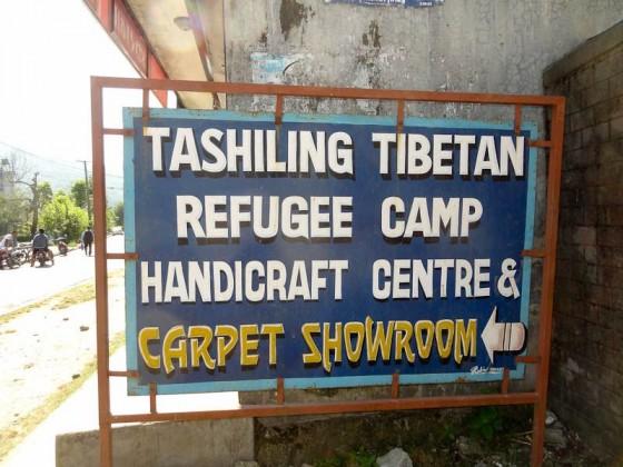 The Tashling Tibetan Refugee Camp