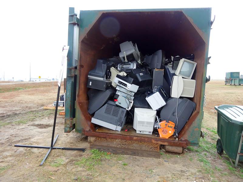 Consumption Nation - Taken 2-Jan-2013 - Landfill, Raleigh, North Carolina