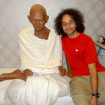 A Day With My Hero - Mahatma Gandhi