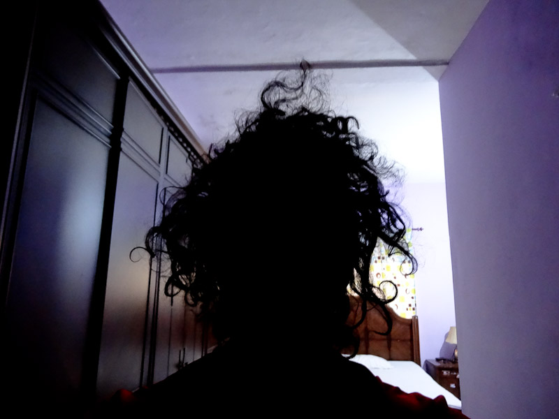 My Crazy Hair First Thing In The Morning