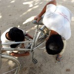 Burmese Kindness Series: Getting Hijacked By Stealth Bike Repair Ninjas