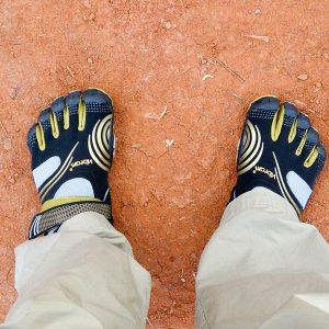 My Foot Gloves