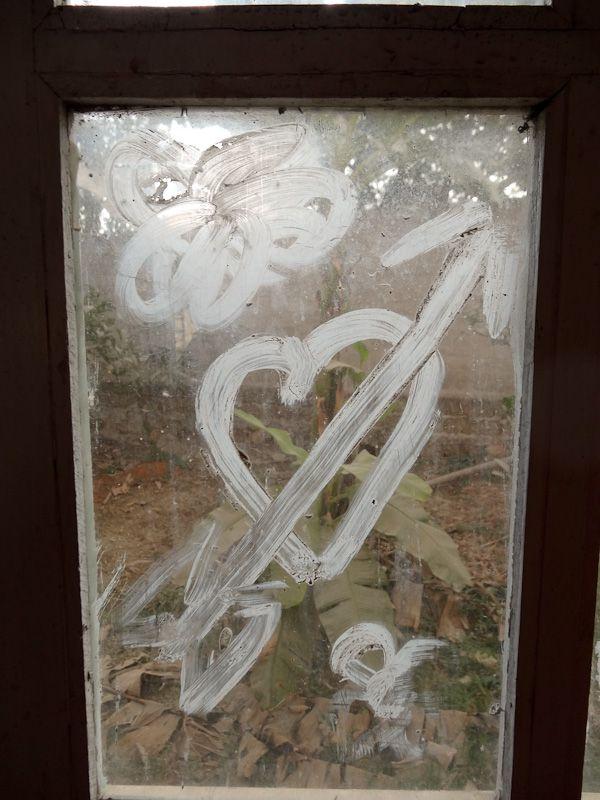 Random Hearts In The Windows