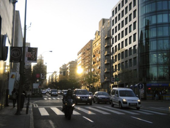 Madrid In The Morning