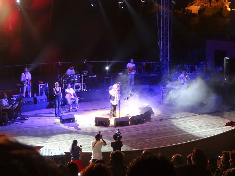 Amphitheater Concert - Taken 8-Jun-2013 - Kyrenia, Turkish Republic Of Northern Cyprus