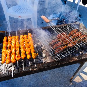Cypriot Barbecue