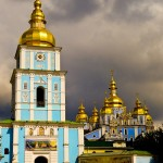 Photo Friday - St. Michael's Monastery - Kiev, Ukraine