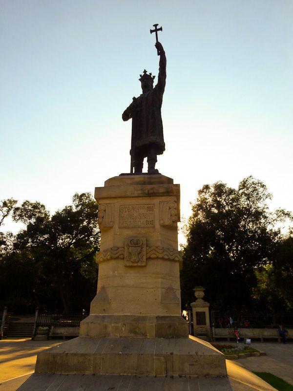 Moldovan Hero Stefan The Great