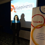 Volunteering At Injaz - Conducting A Happiness Workshop