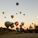 Cappadocia, Turkey - Caves, Hot Air Balloons, And Serene Beauty