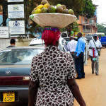 Photo Friday - Delicate Balancing Act - Kampala, Uganda