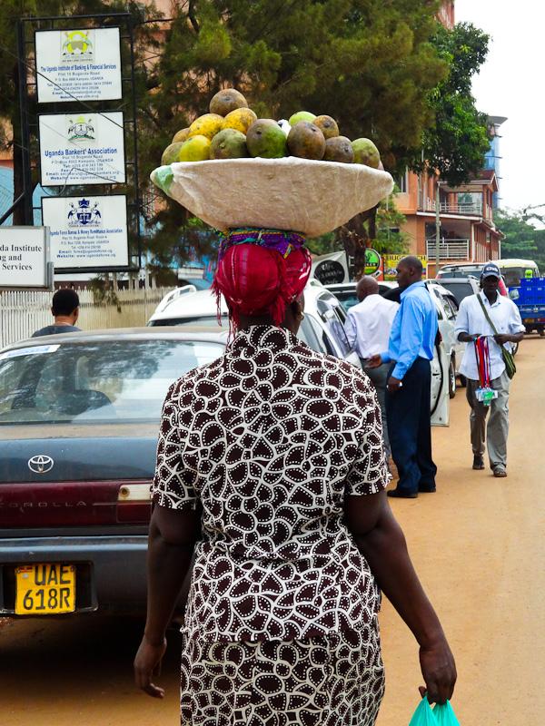 Delicate Balancing Act - Taken 31-Dec-2013 - Kampala, Uganda