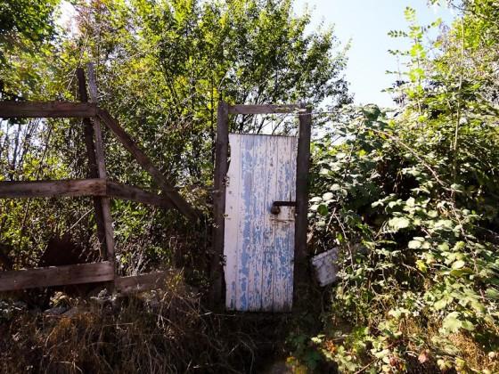 A Front Door In Shushi