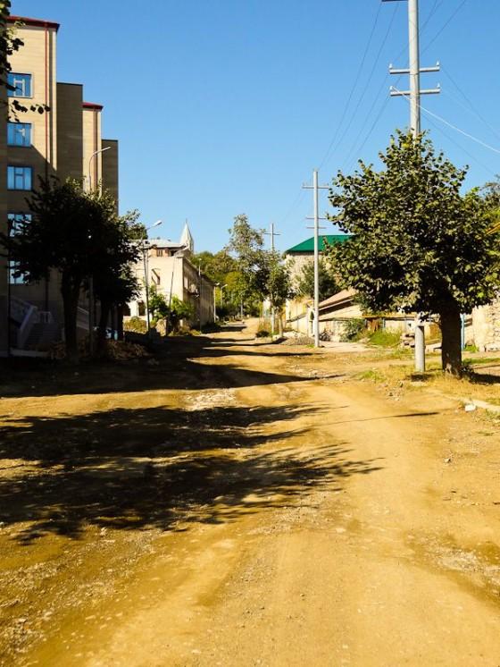 A Street In Shushi