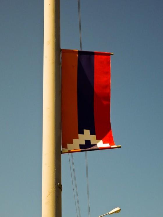 Karabakh Flag