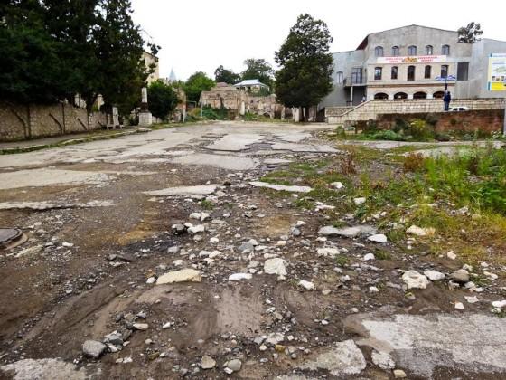 Roads In Shushi