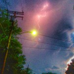 Photo Friday - Lightning In The Sky - Cleveland, Ohio, USA