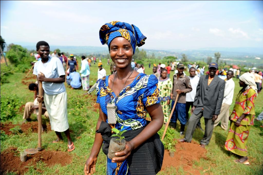 Masaka Umuganda November 22 2012