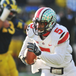 Braxton Miller - Photo courtesy of Adam Glanzman