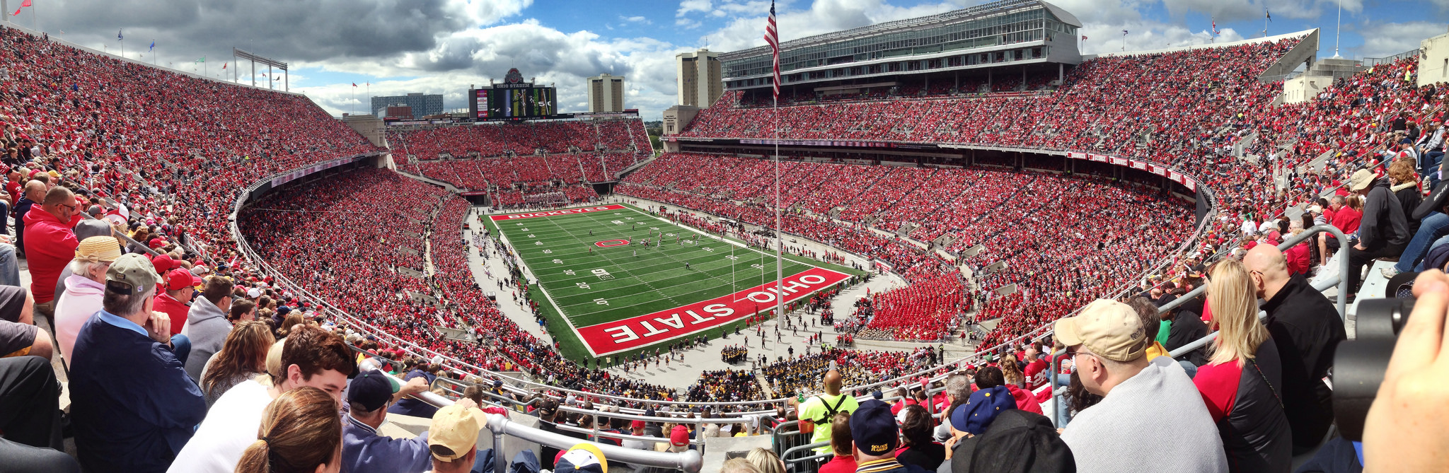Ohio Stadium - Photo courtesy of Jon Ridinger
