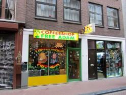My Coffee Shop - Taken 3-Jan-2011 - Amsterdam, Netherlands
