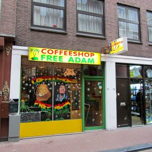 My Coffee Shop - Taken 3-Jan-2011 - Amsterdam, Netherlands
