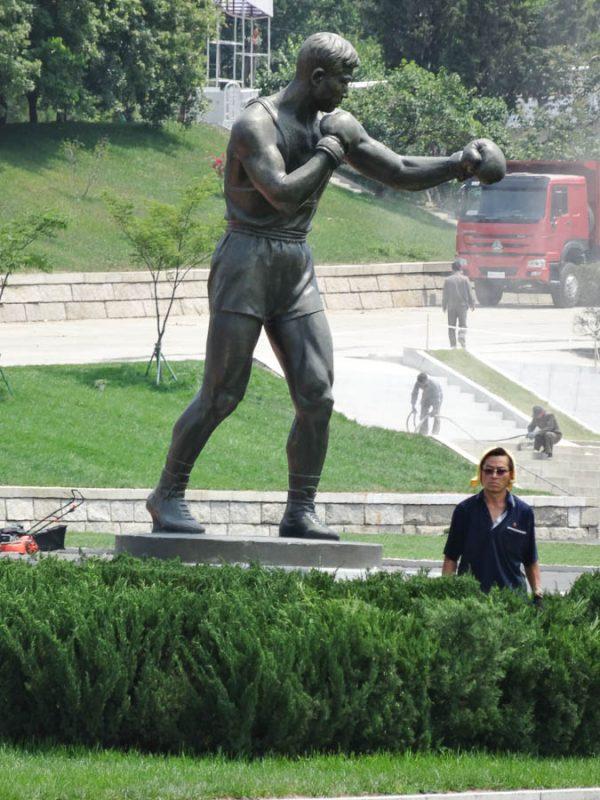 Sports Statues