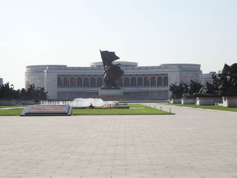 War Museum Monuments