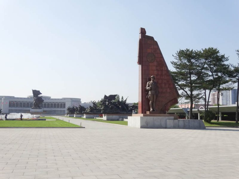 War Museum Monuments